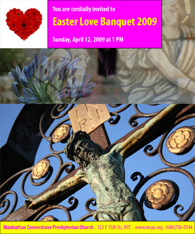 easter love banquet